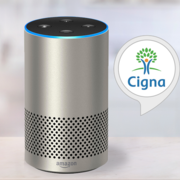 "Introducing ""Answers by Cigna"" Skill for Amazon Alexa"